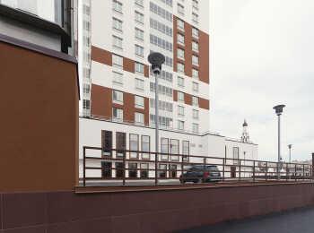 Квартиры без отделки в жилом комплексе Невский Эталон